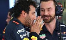 Ricciardo má ve hře s Red Bullem konečně karty na hraní