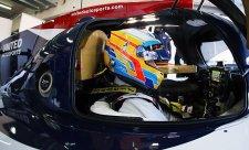 Alonso obrátil svou pozornost na LMP2
