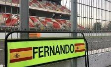 Fernando Alonso testoval s Toyotou