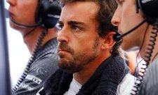 McLaren Alonsa nepustí do vytrvalostního mistrovství
