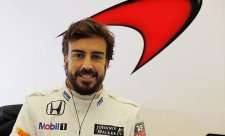 Fernando Alonso se zúčastní závodu 24 hodin Daytony