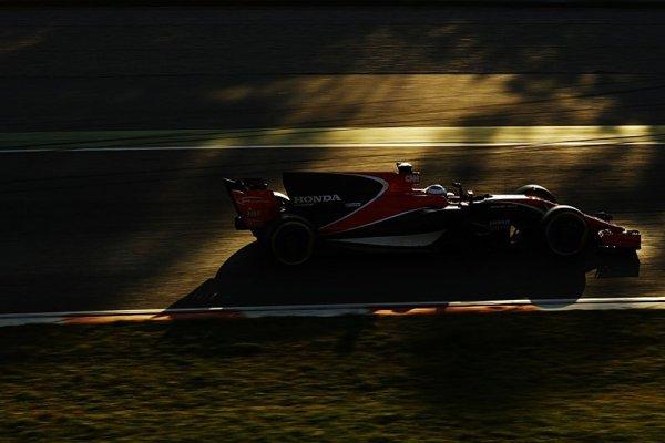 McLaren připravil velké změny