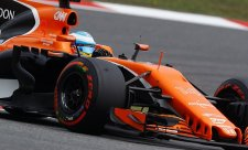 McLaren: Alonsa jsme Toyotě pouze půjčili