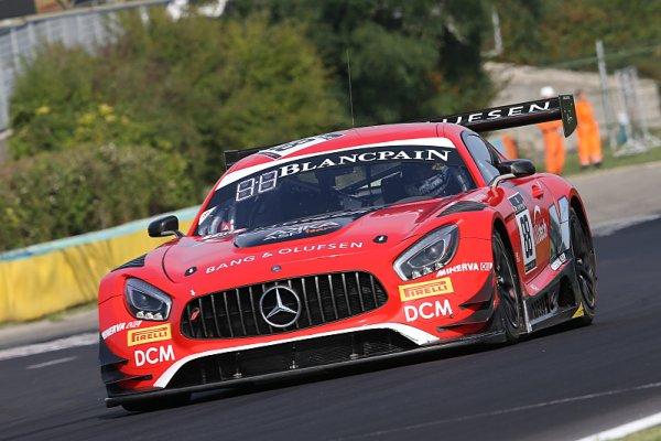 Ve Španělsku vítězí Mercedes, celkově Lamborghini