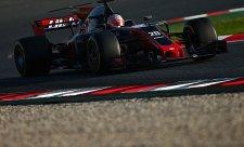 Má s brzdami problém pouze Grosjean?