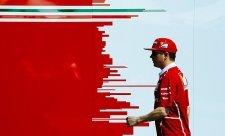 Räikkönen plánuje zlepšení a boj o titul