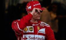Räikkönen odmítl Arrivabeneho divnou pochvalu
