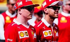 Räikkönen: Pouze běžný pátek