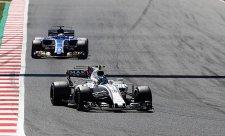 Williams a Sauber uzavírají své sestavy