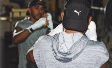 Velká výměna na Instagramu: Hamilton skončil...
