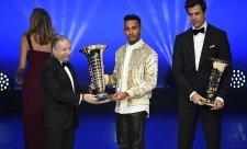 Ve Versailles se předaly tituly mistrů světa v motorsportu