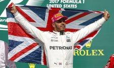 Mercedes získal počtvrté za sebou Pohár konstruktérů!