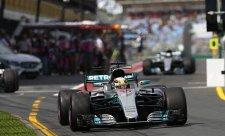 Mercedes už má všechno v kapse, začíná období testů