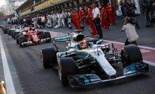 Mercedes podporuje Ferrari