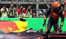 Verstappen unikl penalizaci za zdržení Bottase