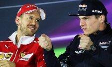 Verstappen: Vettel se neomluvil