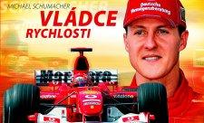 Soutěž o knihu o Michaelu Schumacherovi zná vítěze