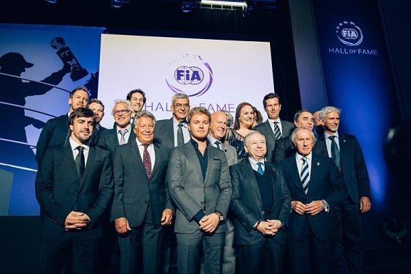 FIA přijala všechny šampiony do Síně slávy