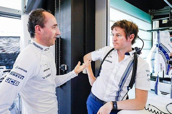 Kubica prý nezvládl práci s pneumatikami