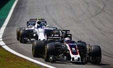 Jezdci týmu Haas byli jako na střelnici – oba dali ránu