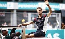 Grosjean: Co naděláte, když jste po prvním kole poslední?