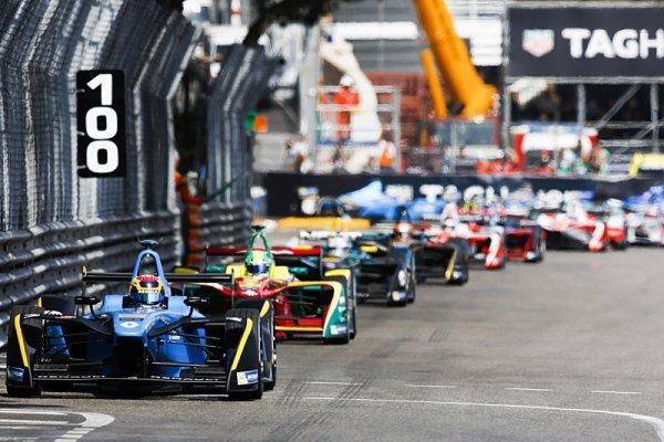 Formule E se vrátí do Monaka