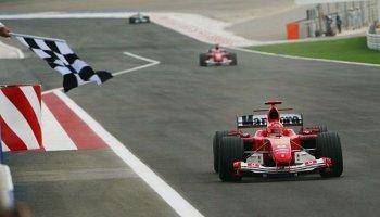 Když byl Schumacher vládcem pouště