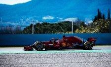 Vettel nejrychlejší, Mercedes nejspokojenější