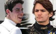 Vnuk Emersona Fittipaldiho Pietro míří do IndyCar