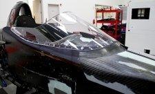 Takto by mohla vypadat ochrana jezdce v IndyCar