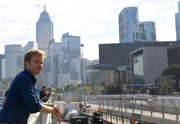 Rosberg si vyzkouší Gen2