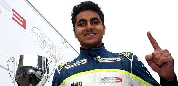 Za Hitech GP pojede rekordman