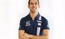 Nicholas Latifi novým testovacím jezdcem týmu Force India