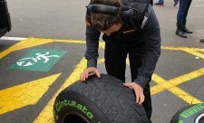 Pirelli zveřejnilo vlastní testovací plány