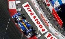 Druhý trénink ovládli Rossi a Hunter-Reay