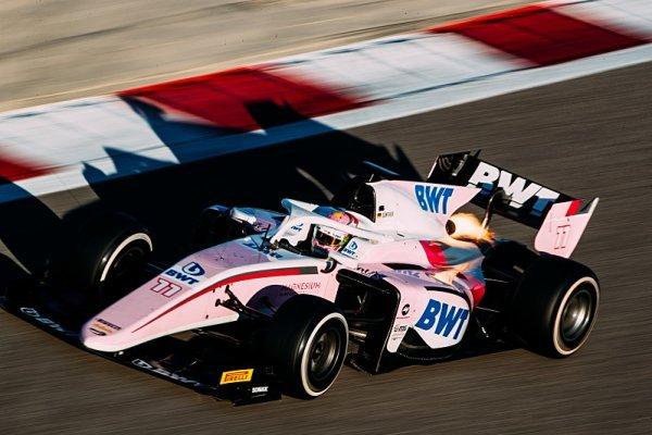 Skončily testy F2 v Bahrajnu