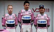 Jezdci Force India smějí závodit
