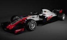Haas jako první ukázal vůz pro sezonu 2018