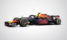 Red Bull přiznal barvu