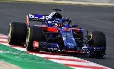 I Toro Rosso s Hondou zohlední strategii penalizací