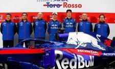 Toro Rosso si vychutnává výhody tovární podpory