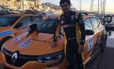 Carlos Sainz mladší se bavil v Monte Carlu