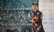 Ricciardo: Musíme vyhrávat, aby mě udrželi!