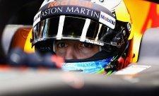 Ricciardo: Verstappen byl příliš chamtivý
