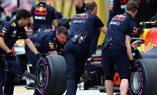 Ricciardo téměř nestihl kvalifikaci