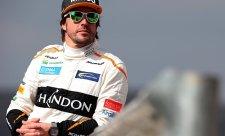 Alonso: O čtyři sekundy rychlejší