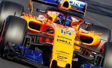 Další trable McLarenu