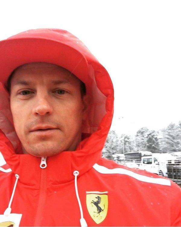 Räikkönen pochválil kvality Ferrari