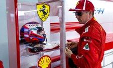 Räikkönen zatím nemůže překonat historický rekord
