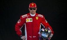 Räikkönen: Poplach kolem Halo je zbytečný